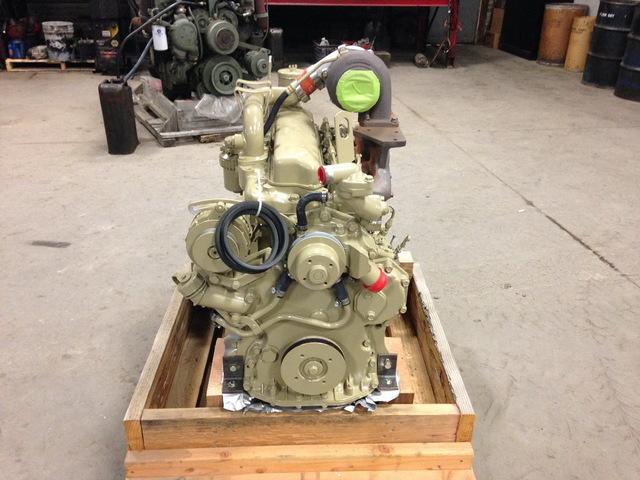 Govt.Rebuilt John Deere 4039T Diesel Engine