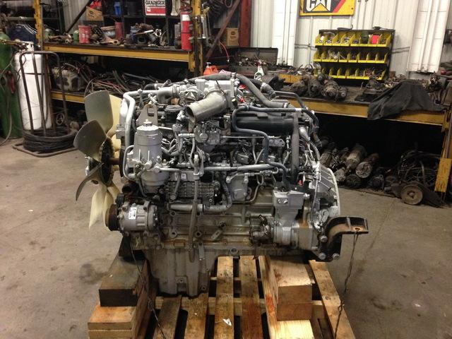 Mercedes om926la mbe900 diesel engine adelman 39 s for Mercedes benz diesel truck engines