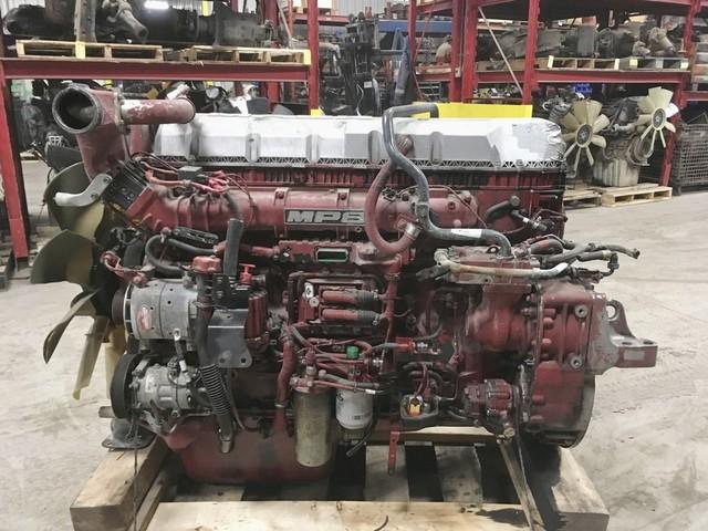 Mack MP8 Electronic Engine