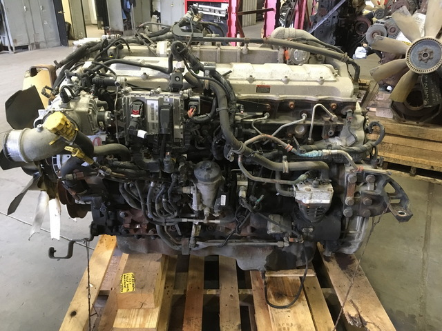 International N13 Maxxforce Def Diesel Engine