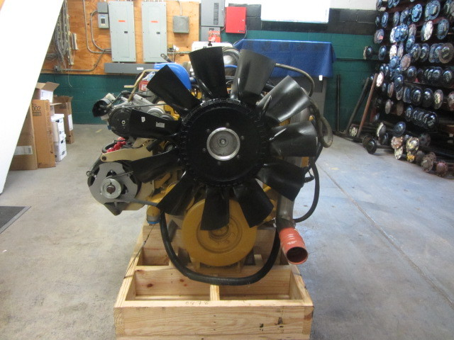 CATERPILLAR C9 ACERT   NEW CAT ENGINE - ADELMAN'S TRUCK PARTS
