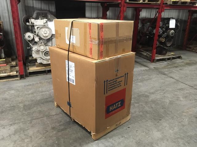 NEW HATZ 3L43C