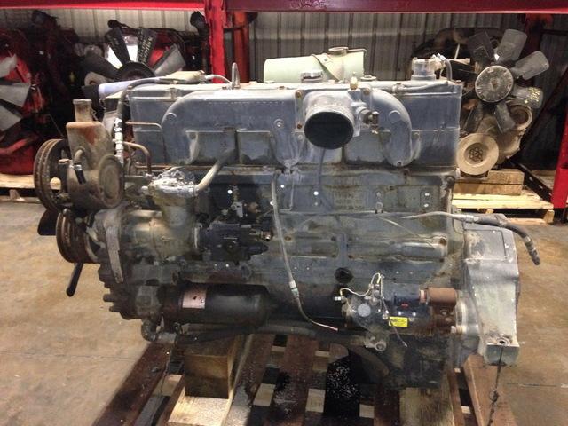 Cummins NHC250 Small Cam Diesel Engine SOLD 5 22 17