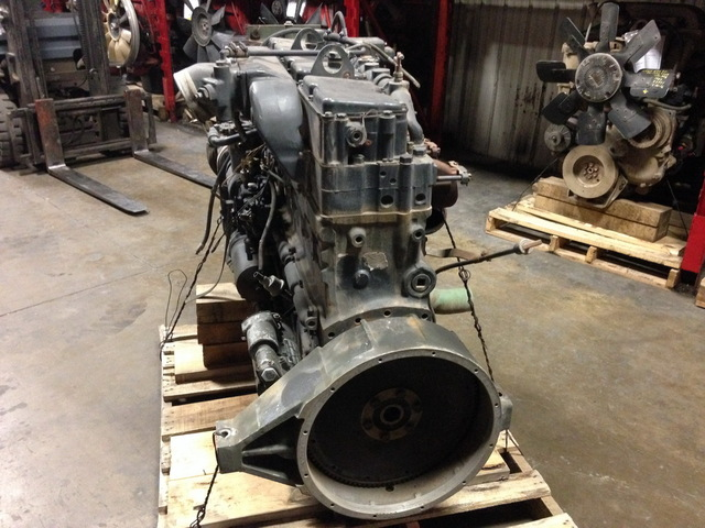 Cummins Nhc250 Small Cam Diesel Engine