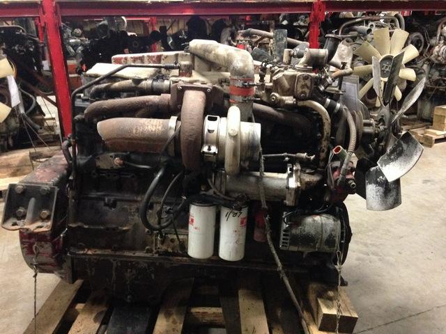 Cummins NTC350 Small Cam Diesel Engine