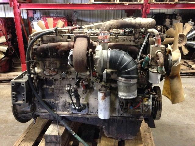 Cummins NTC400 Big Cam IV Diesel Engine