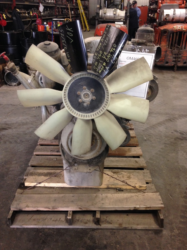 MERCEDES OM460LA | USED MB4000 ENGINE - ADELMAN'S TRUCK PARTS