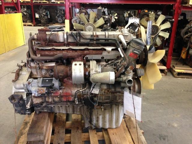 Mercedes OM460LA-MBE4000 Diesel Engine