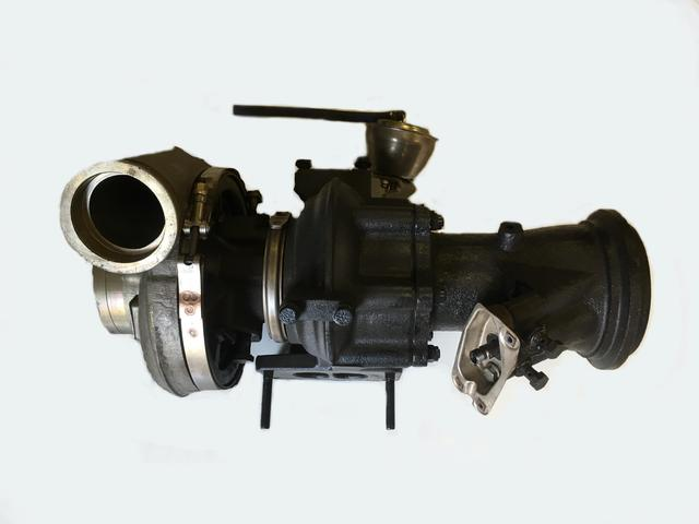 Used Mercedes OM460LA/MBE4000 Turbocharger | Adelman's