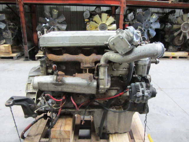 Mercedes OM906LA-MBE900 Diesel Engine