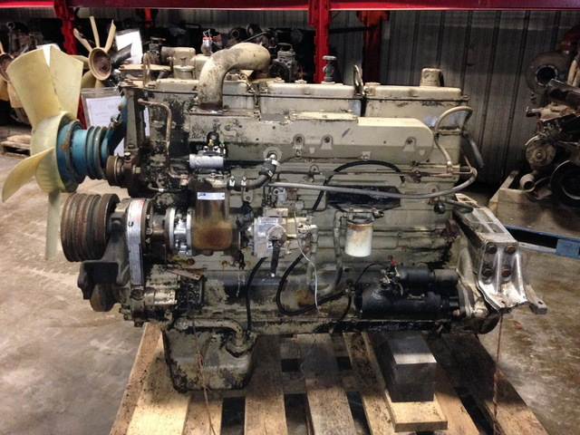 Cummins Pt240 Small Cam Diesel Engine