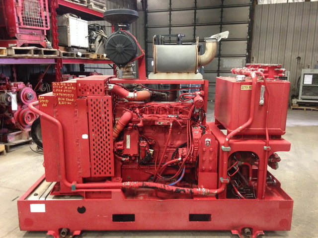Cummins QSB6.7 Hydraulic Power Unit