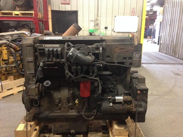 Cummins Qsx 15 Diesel Engine
