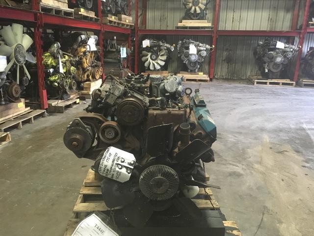 International T444E-175hp Electronic Diesel Engine