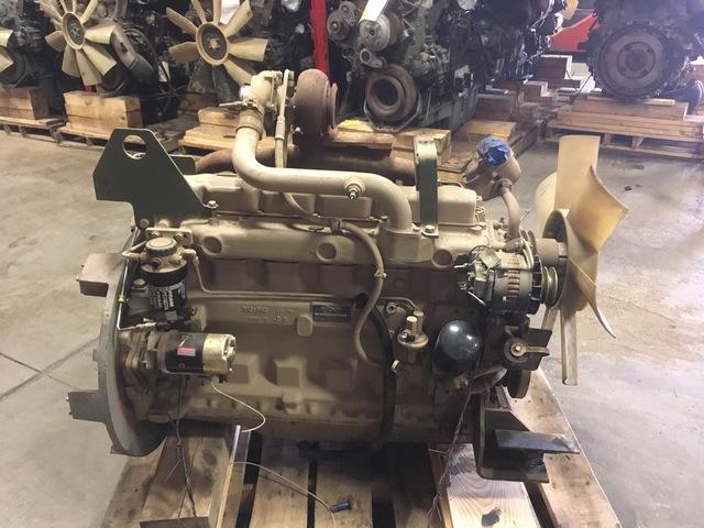 John Deere 6059T Diesel Engine