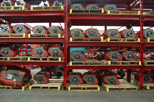 Huge Selection Of Rebuilt Transmissions In Stock