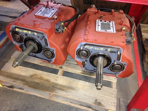 Fuller 18 speeds ready to go.